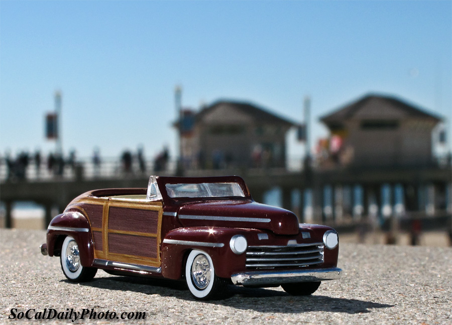 1946 ford woody convertible