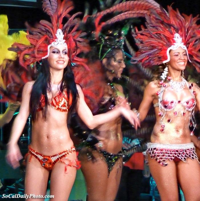 Los Angeles Brazilian Carnaval 2011 Nokia