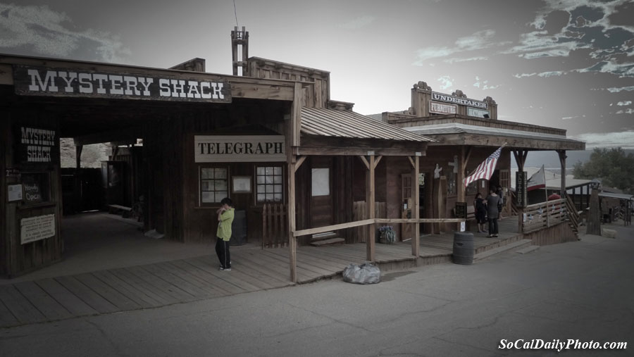mystery shack calico ghost town