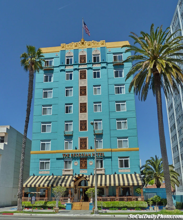 Santa Monica Art Deco Georgian Hotel