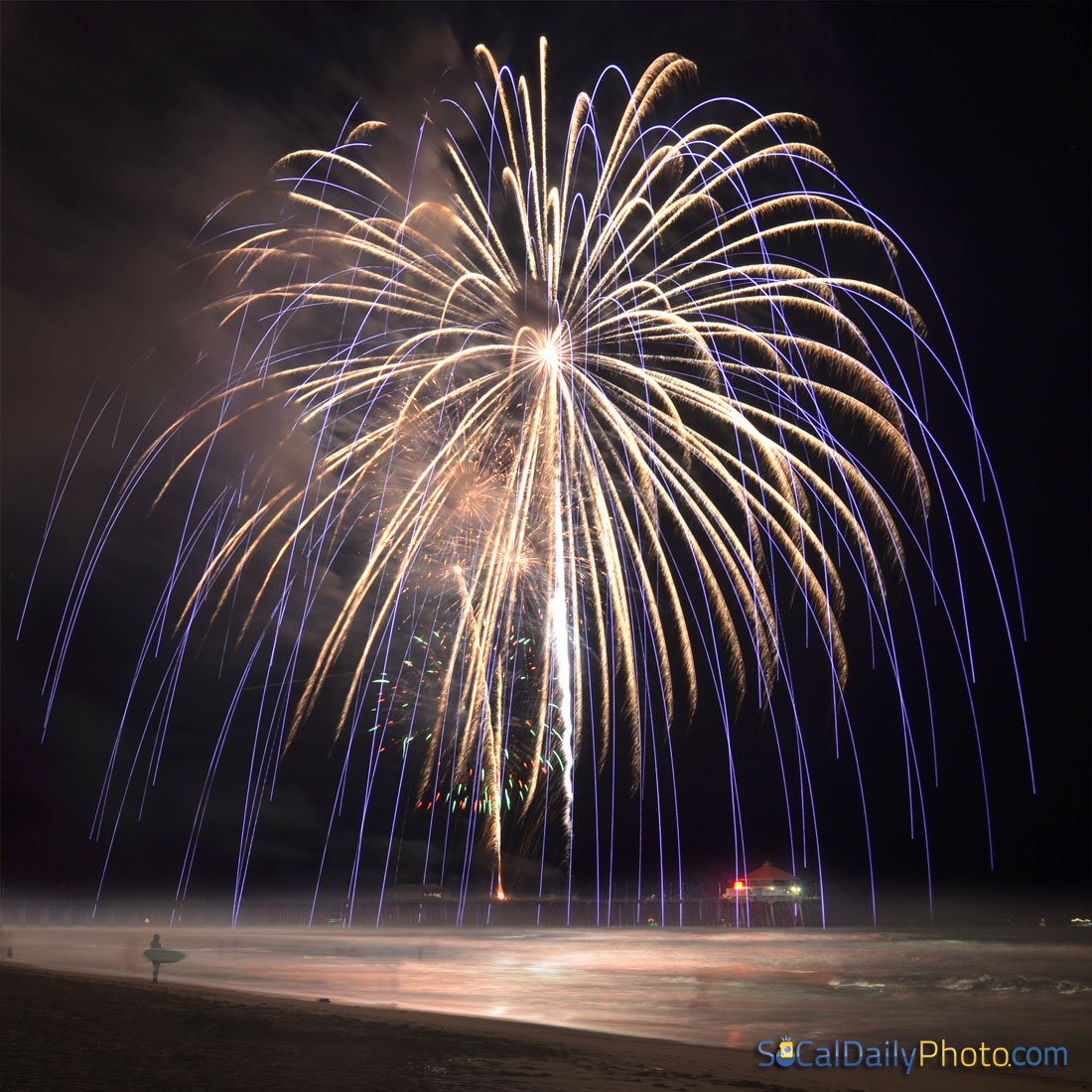 4th of July Fireworks Shows